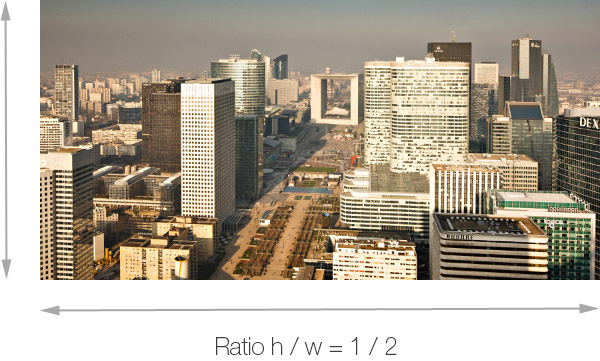 panoramic photography au rapport 1/2