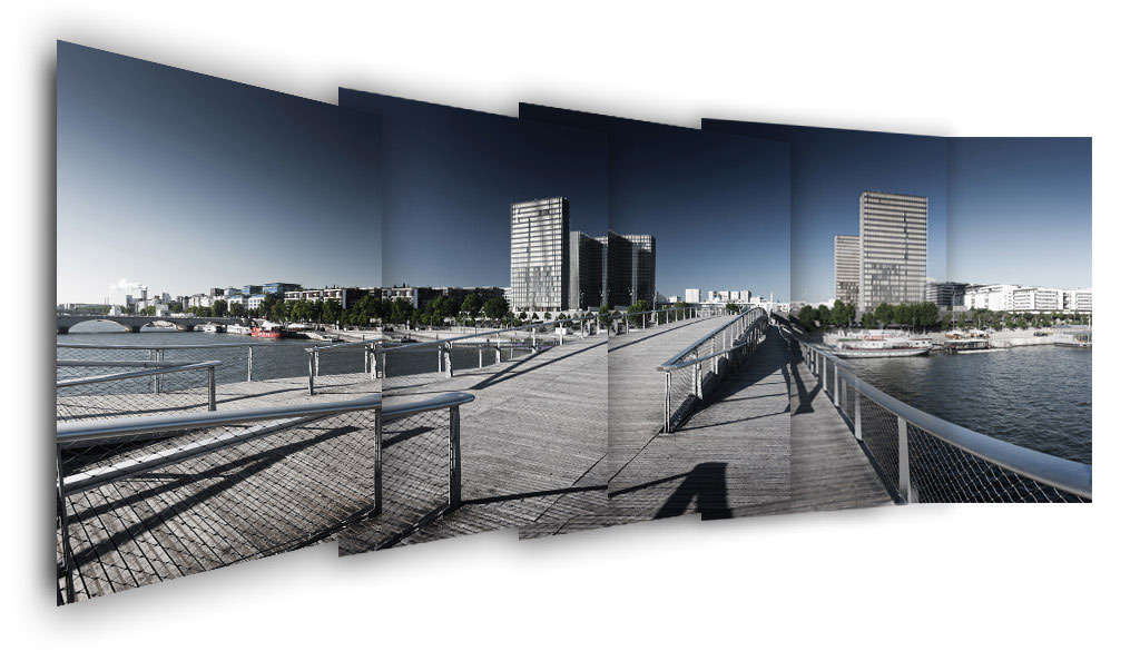 Guide to the panoramic photography by Arnaud Frich
