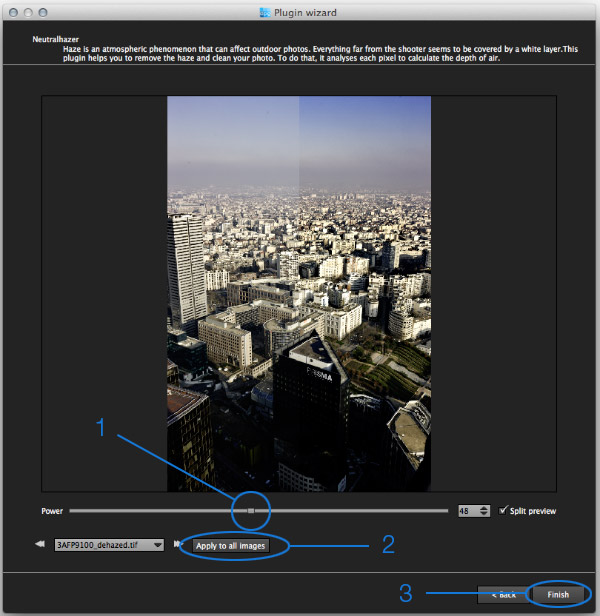 Stitch a panorama with Autopano Giga 4 - tutorial by Arnaud Frich -